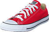 Converse - All Star Canvas Low Canvas Red