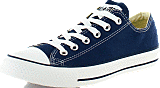 Converse - All Star Canvas Low Canvas Navy