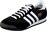 Adidas Originals - DRAGON Black/Wht/Metgol