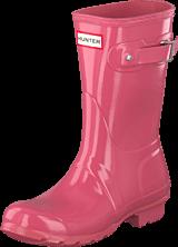 Hunter - Women Original Short Gloss Rhodonite pink