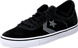 Converse - Aero S-Ox Black/Thunder/White