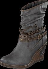 Mustang - 1083506 Women's Boot Dark Grey