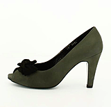 Gardenia - Crazy Horse Grey/Black