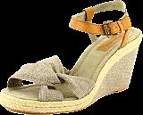 Marc O'Polo - Sunflower Fabric/Vacchetta Leather Sand