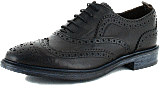 Marc O'Polo - Brouge Black Leather