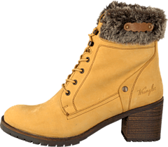 Wrangler - Rusty Boot Tan Oiled Suede
