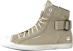 G-Star Raw - Grade Mortar Hi Light Grey Canvas