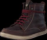 Wrangler - Woodland Mok Dr Brown Leather