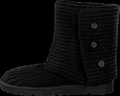 UGG Australia - Kids Classic Cardy Wool/Black