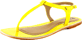 Black Lily - lollywood sandal yellow