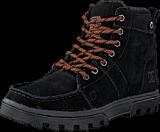 DC Shoes - Woodland Shoe Black/Orange