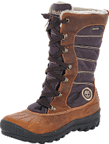 Timberland - Mt. Holly Tall Lace Duck Boot Dark Brown