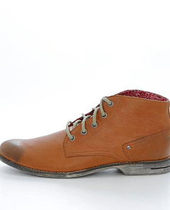 Sneaky Steve - Crasher Cognac Leather