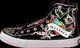 Skechers - Shuffles BKPK - svart/rosa