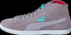 Puma - Glyde Mid Wn's Opal Gray/Blue