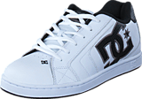 DC Shoes - Net White/Battleship/White