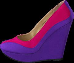 Sugarfree Shoes - Joanna Purple