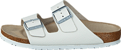Birkenstock - Arizona Slim Leather White