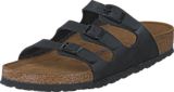 Birkenstock - Florida Soft Black