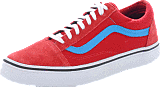 Vans - U Old Skool Chili Pepper