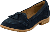 Timberland - Thayer Kiltie Loafer Navy