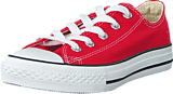 Converse - Chuck Taylor All Star Low Kids Red