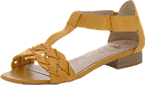 Caprice - 668 Yellow Nubuc