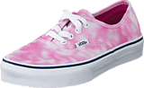 Vans - Authentic (Tie Dye) Rose Violet