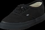 Vans - Authentic Black/Black