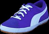 Puma - Serve Pro Canvas Jr Liberty blue/white