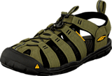 Keen - Clearwater Cnx Burnt Olive/Black