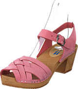 Mohedatoffeln - Betty Nubuck Pale Pink