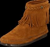 Minnetonka - Hi Top Back Zip Boot