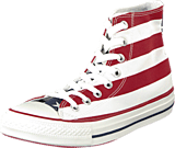 Converse - All Star  Stars & bars