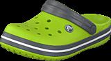 Crocs - Crocband Kids Volt Green/Gpt