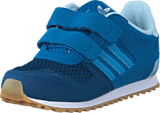adidas Originals - Zx 700 Cf I Unity Blue/Craft Blue/White