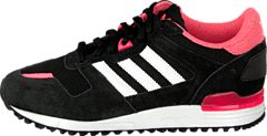 adidas Originals - Zx 700 W Black/White/Flash Red