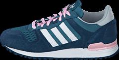 adidas Originals - Zx 700 W Mineral Blue/White/Clear Pink