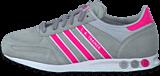 adidas Originals - La Trainer W Light Onix/Pink/Clear Grey