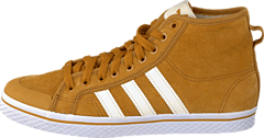 adidas Originals - Honey Stripes Mid W Mesa/Chalk White/Ftwr White