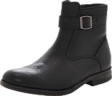 Clarks - Goby Top Black