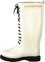 Ilse Jacobsen - Long Rubberboot White