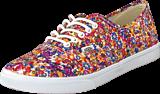Vans - U Authentic Lo Pro Ditsy Floral Purple