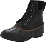 Sorel - Cheyenne Lace F G NM1704-010 Black, Dark Brown