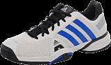 adidas Sport Performance - Barricade 8 Xj Running White/Blue Beauty