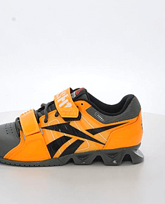 Reebok - R Crossfit Oly Plus Ironstone/Neon Orange/White