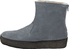 Clarks - Jez Ice Grey Suede