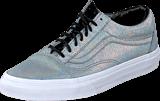 Vans - Old Skool (Matte Iridescent) Silver