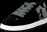 DC Shoes - Court Graffik Se Shoe Black/Gun Metal