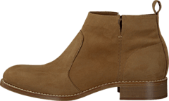 A Pair - 7611 Flat Bootie Light Brown
